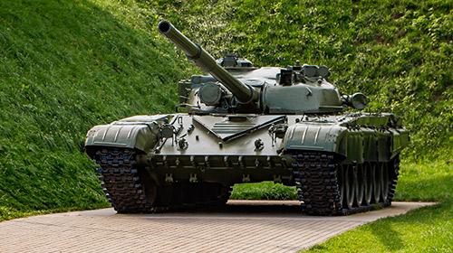 Dorset Camp Site and Caravan Park near Bovington Tank museum
